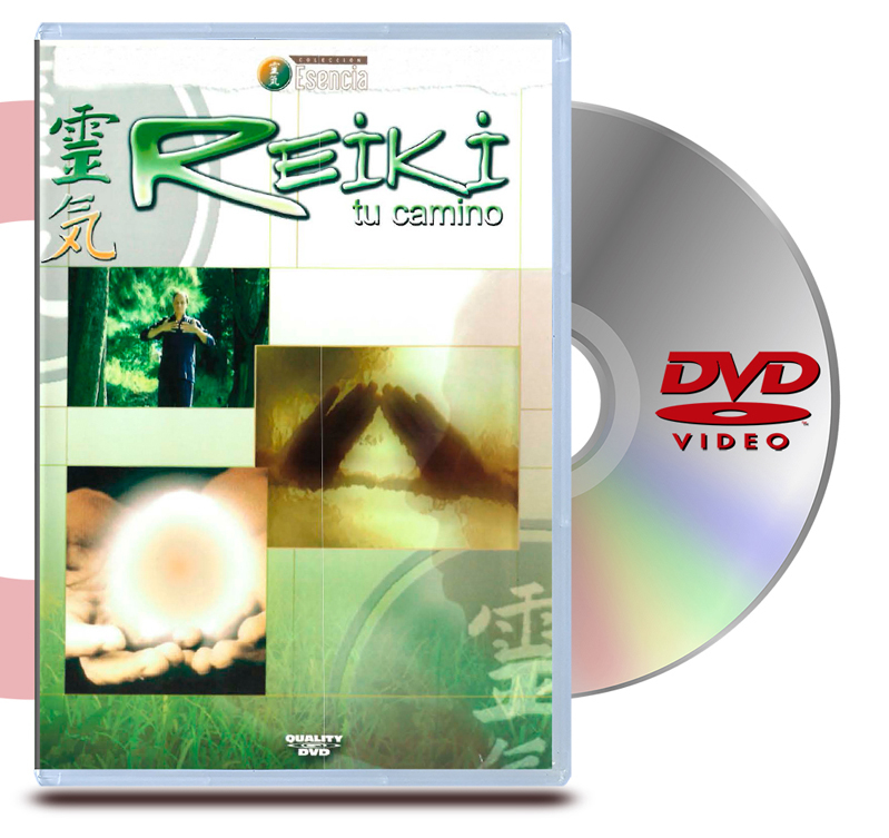 DVD Reiki