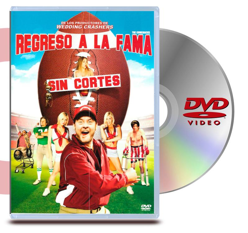 DVD Regreso A La Fama