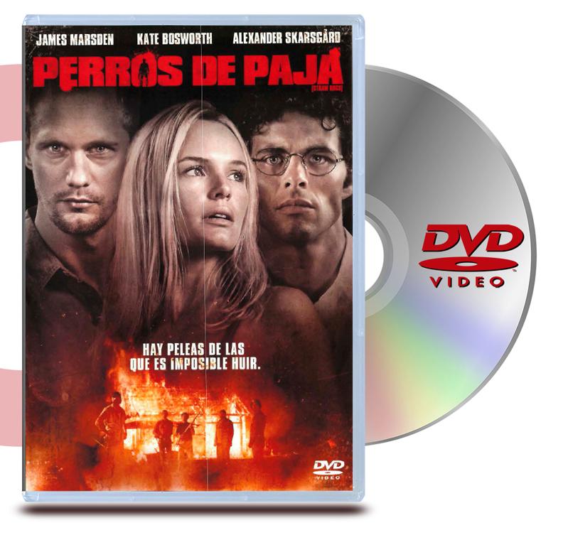 DVD Perros de Paja