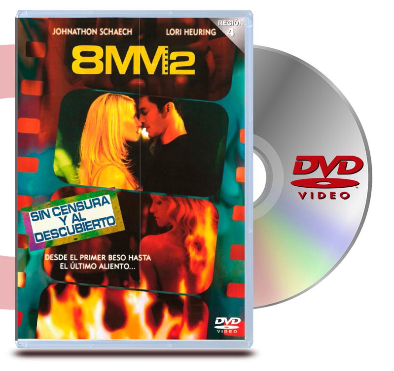 DVD Ocho Milimetros 2