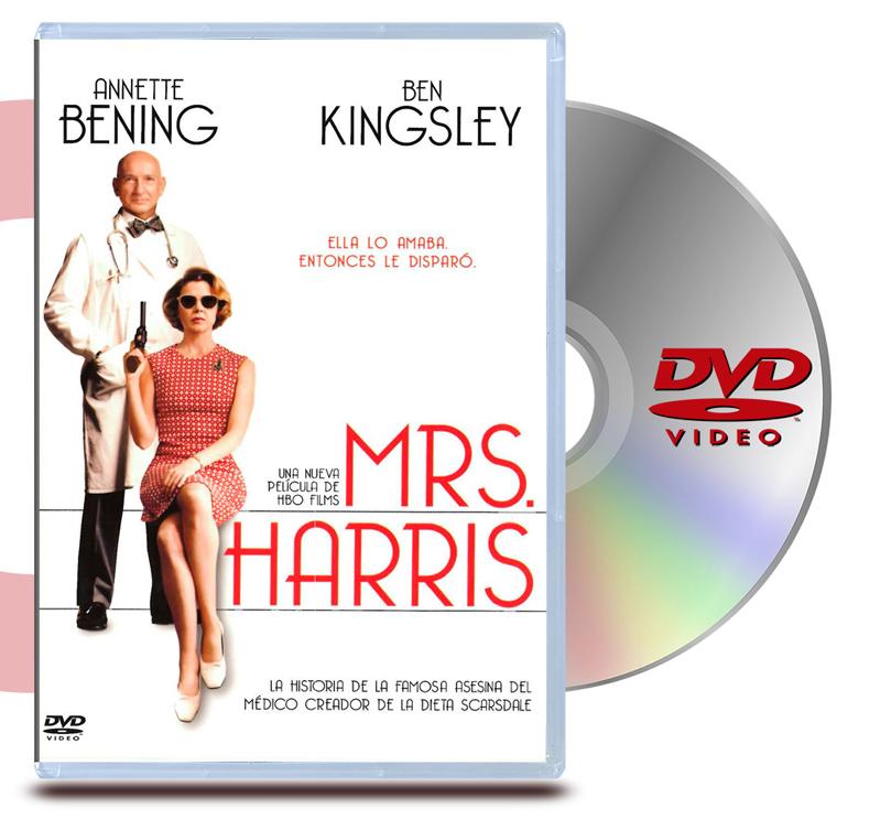 DVD Mrs Harris