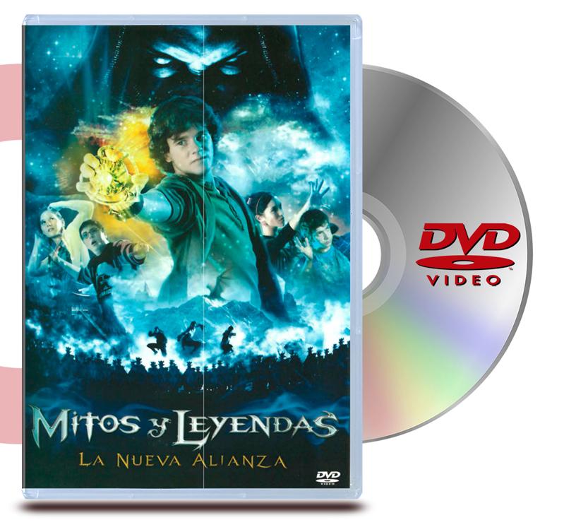 DVD Mitos y Leyendas