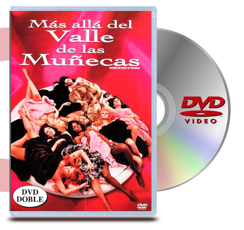 DVD Mas Alla del valle de las muñecas