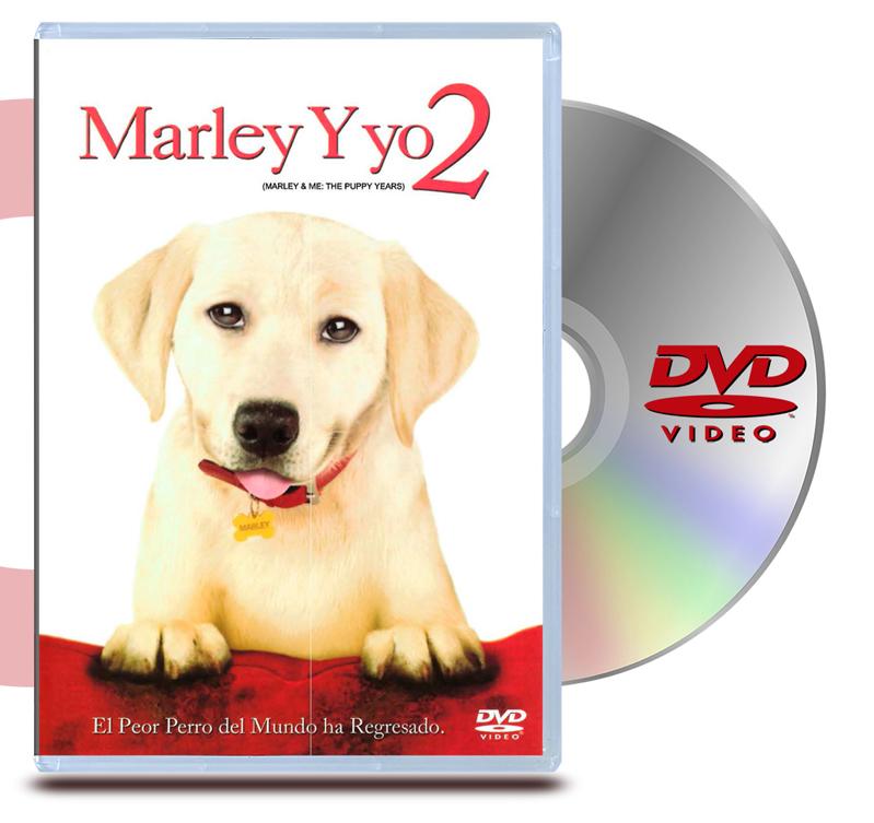 DVD Marley y yo 2
