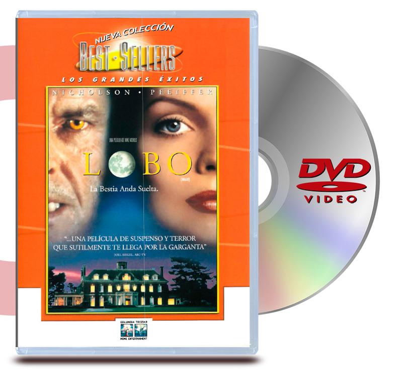 DVD Lobo