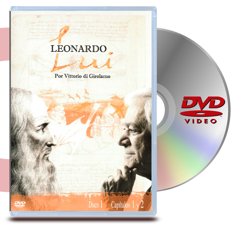 DVD Leonardo Lui: Disco 1 (Cap 1 y 2)