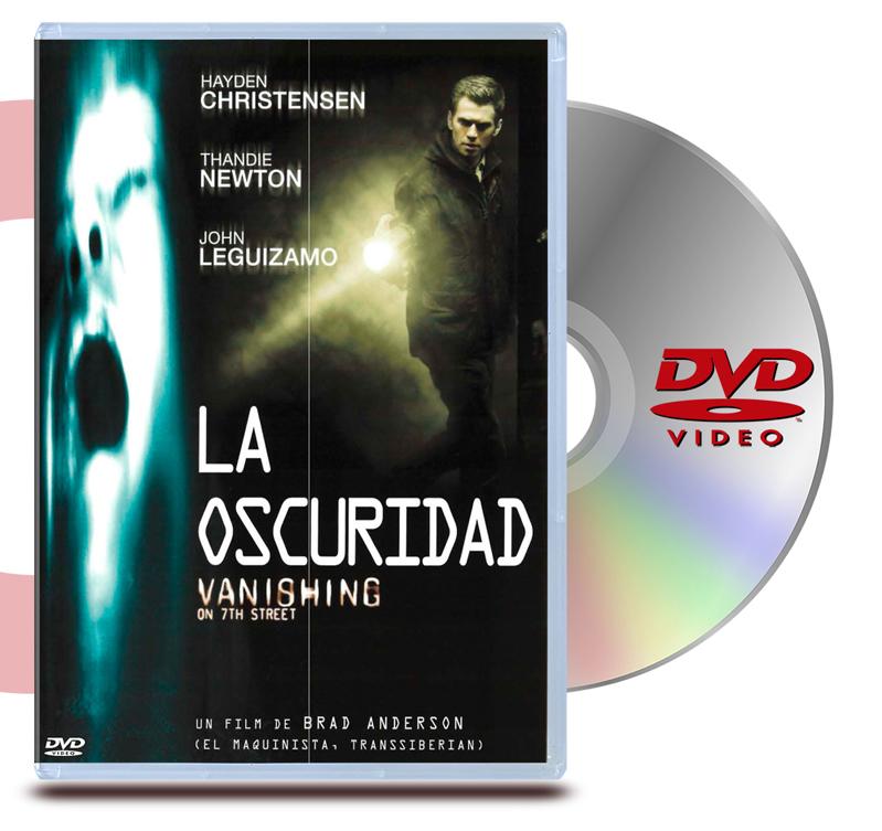 DVD La Oscuridad
