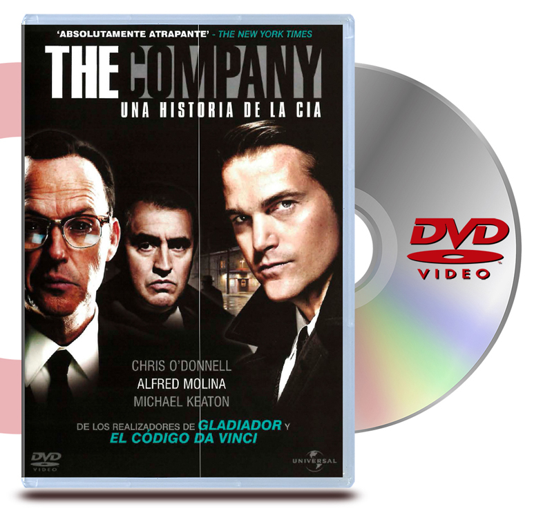 DVD La Compañia, Una Historia De La Cia