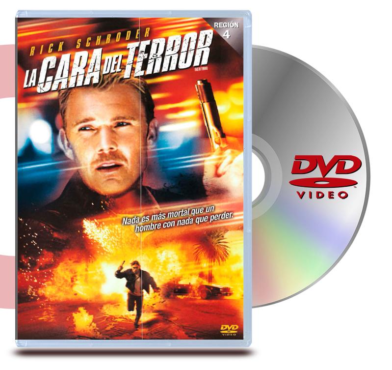 DVD La Cara Del Terror