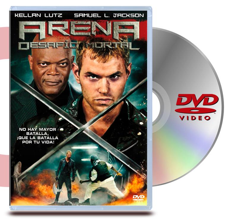 DVD Arena: Desafio Mortal