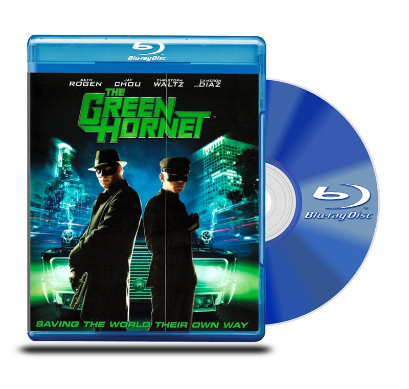 Blu Ray El Avispón Verde