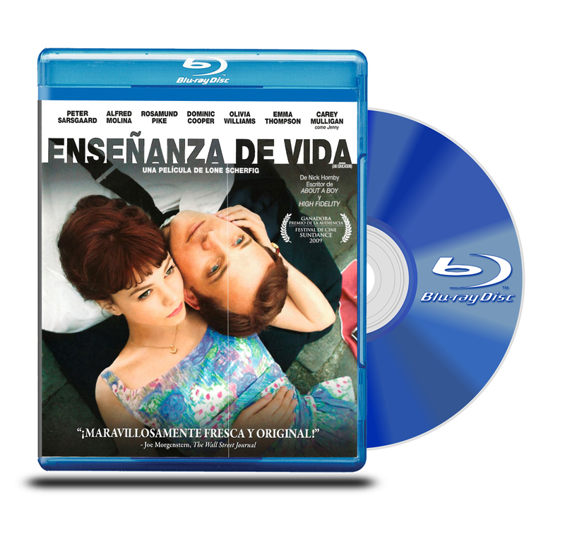 Blu Ray Enseñanza de Vida