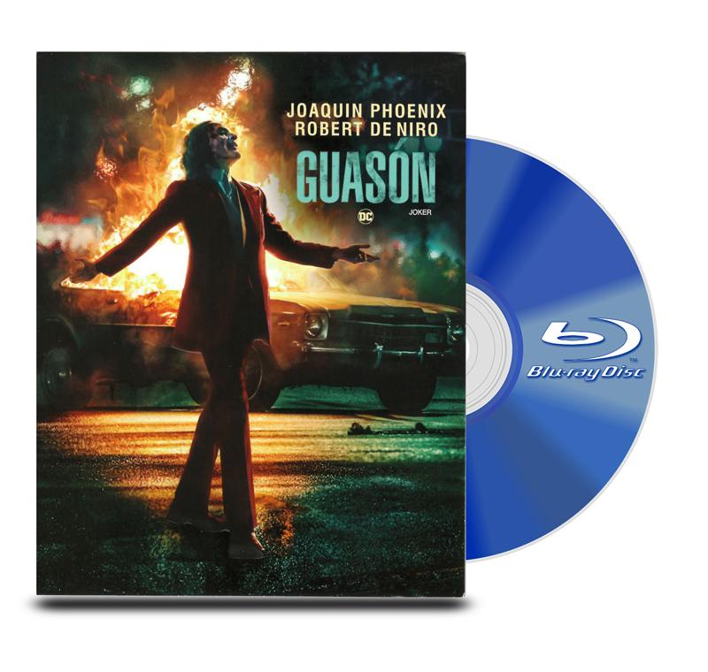 Blu Ray Guasón