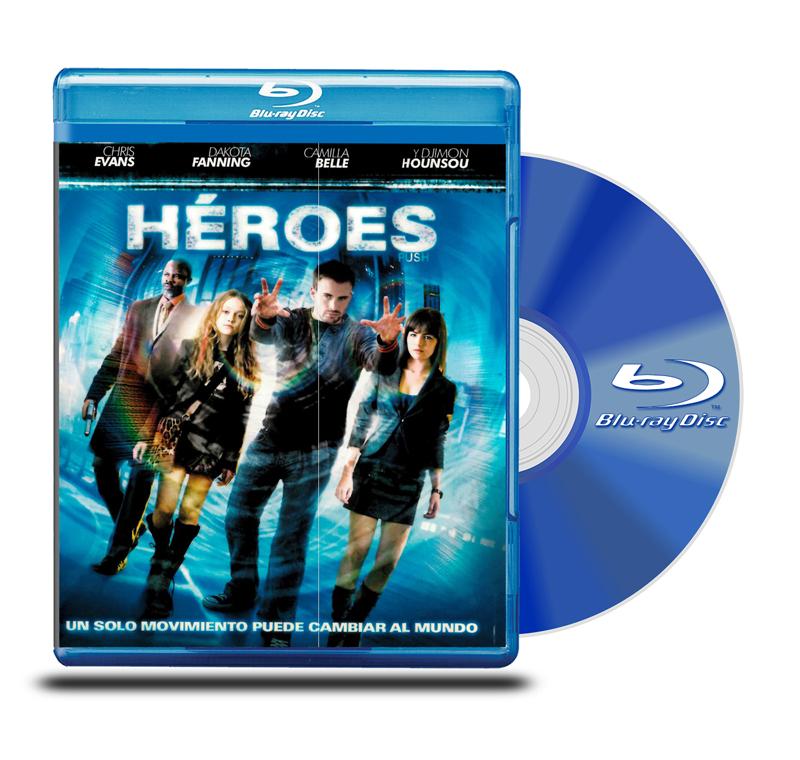 Blu Ray Heroes