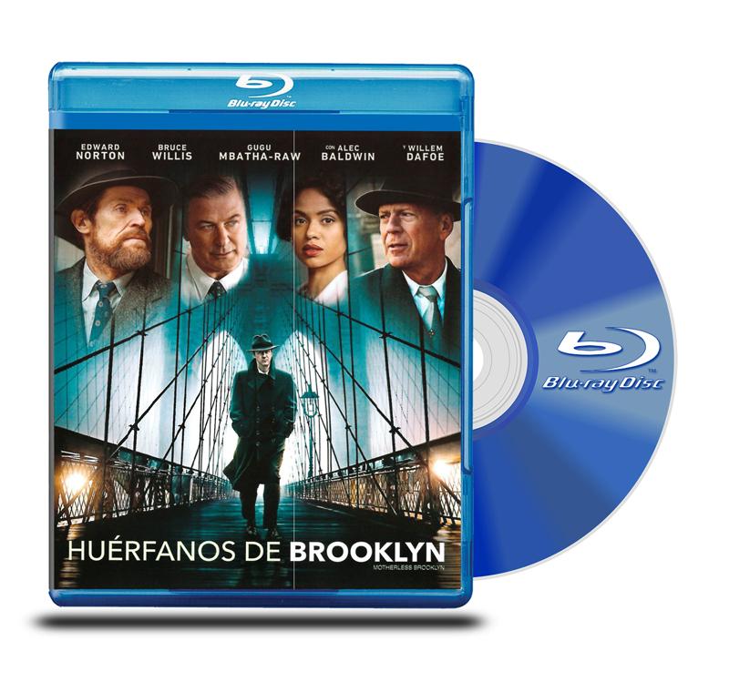 Blu Ray Huerfanos de Brooklyn BD+DVD