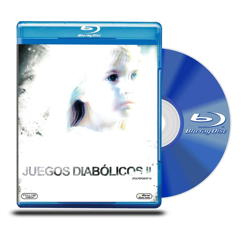 Blu Ray Juegos Diabolicos 2