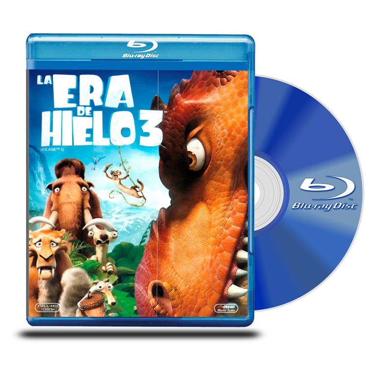 Blu Ray La Era del Hielo 3