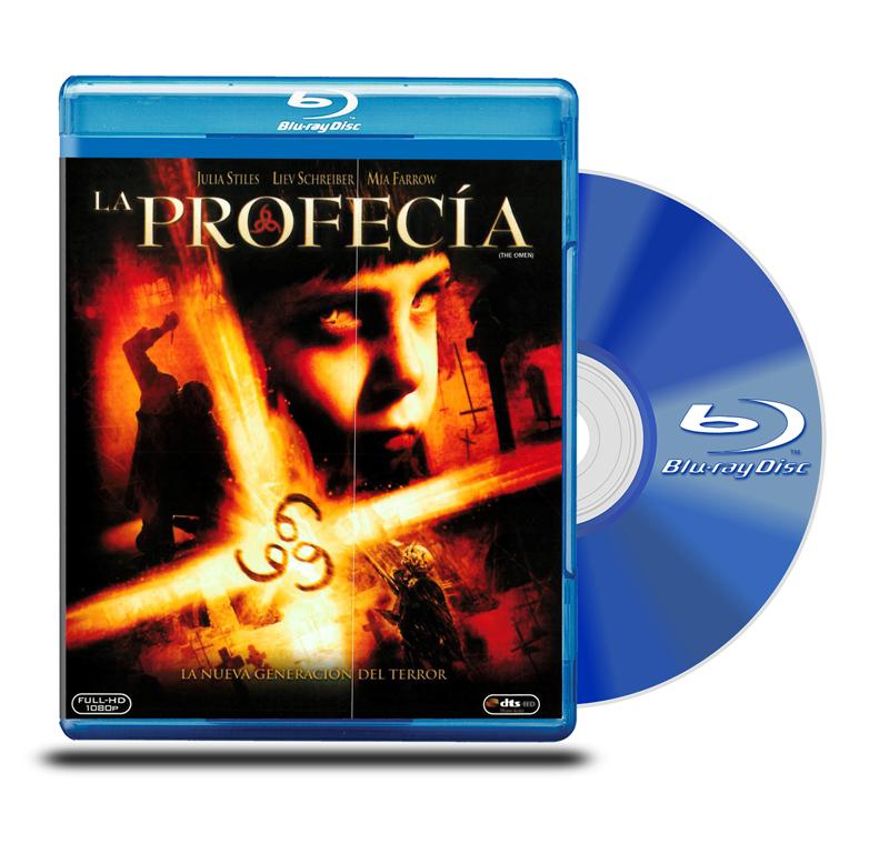 Blu Ray La Profecia 666