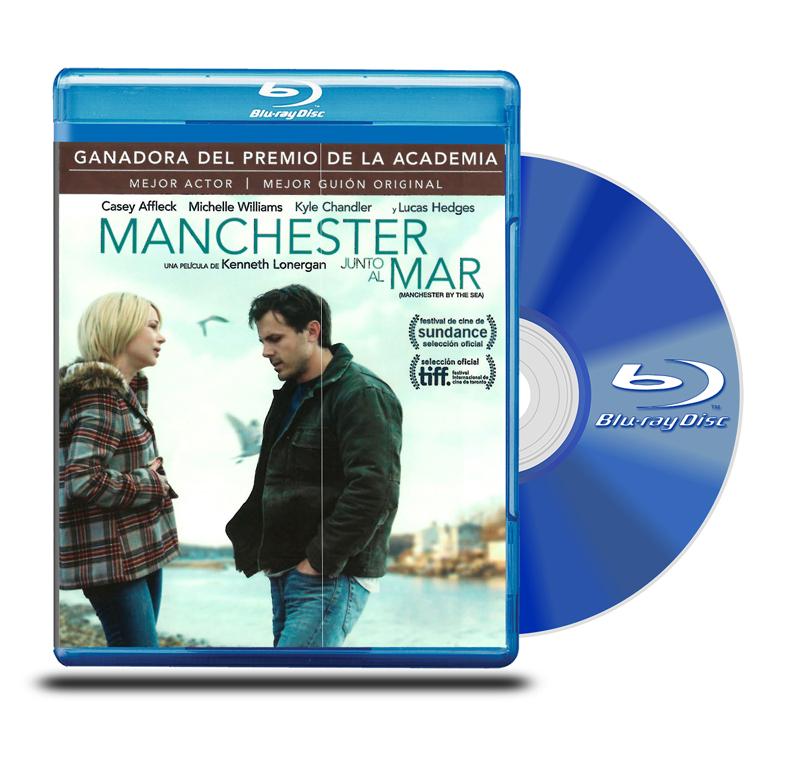 Blu Ray Manchester Junto Al Mar