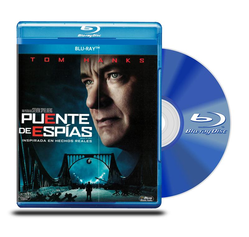 Blu Ray Puente de Espías