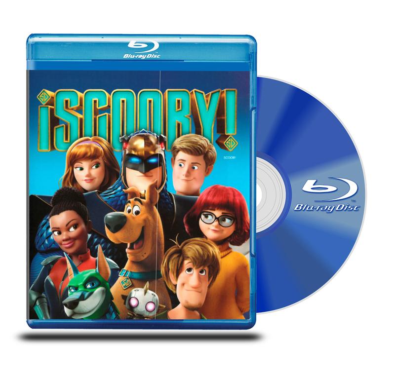 Blu Ray Scooby