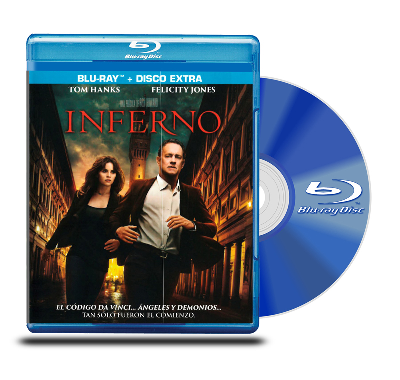 Blu Ray Inferno