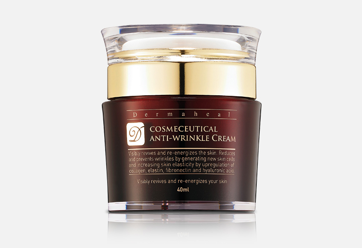 Dermaheal Cosmeceutical Anti-Wrinkle Cream 40 ml - Crema Anti-envejecimiento facial 40 ml