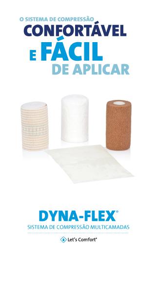 DynaFlex: Sistema de Compresión 3 Capas (8u)