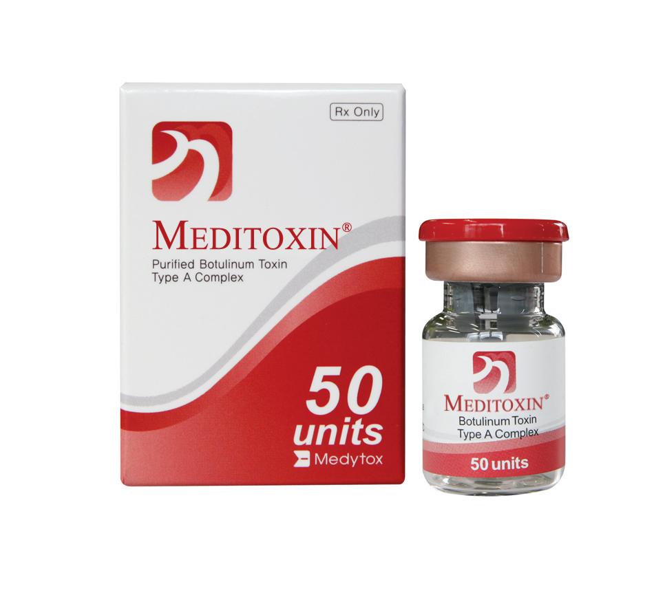 6 Toxina Botulinica 50U