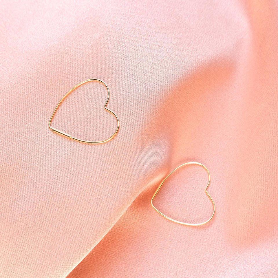 Argolas Hearts