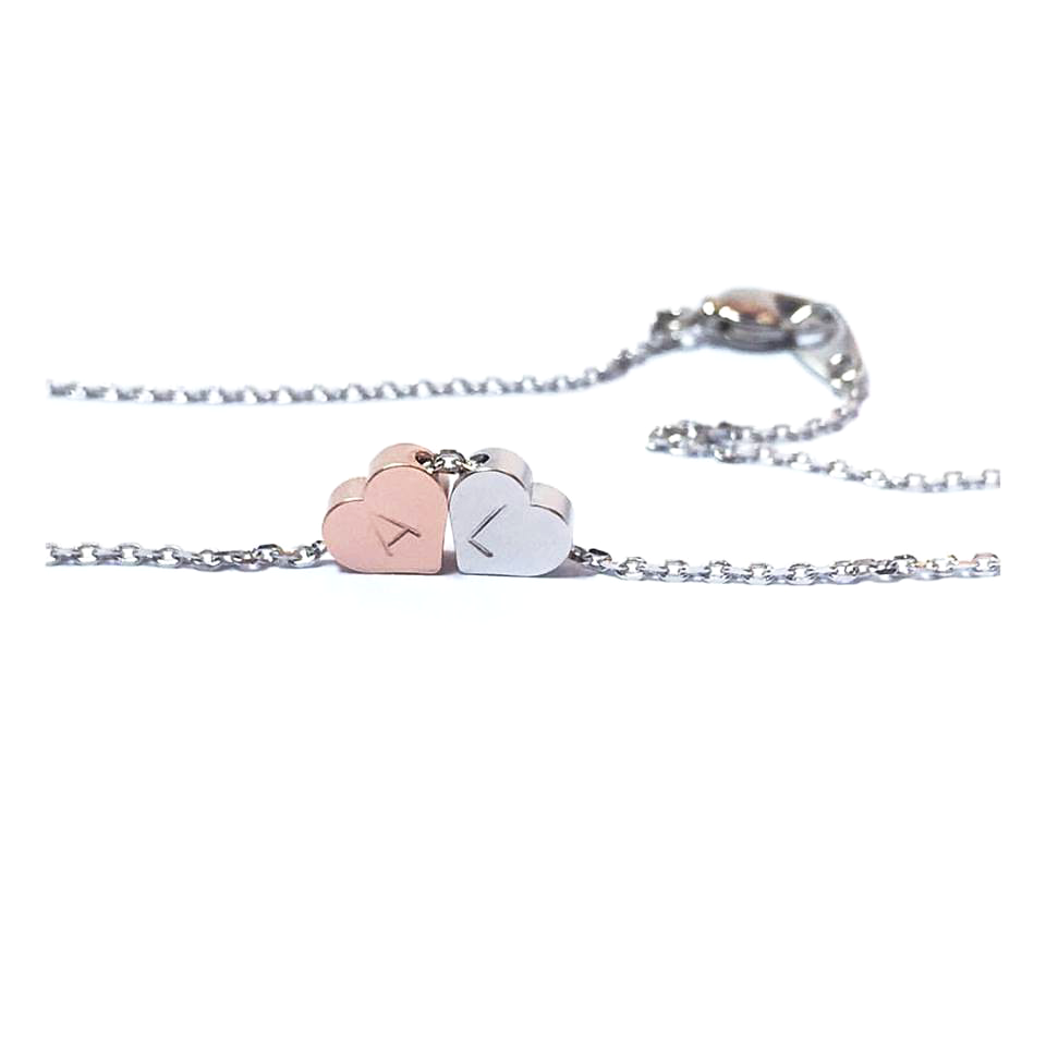 HEART LOVE NECKLACE
