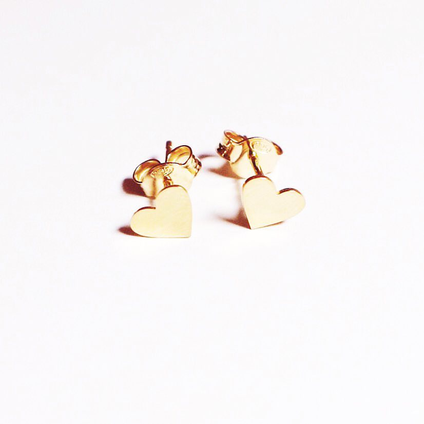 Brincos petit heart