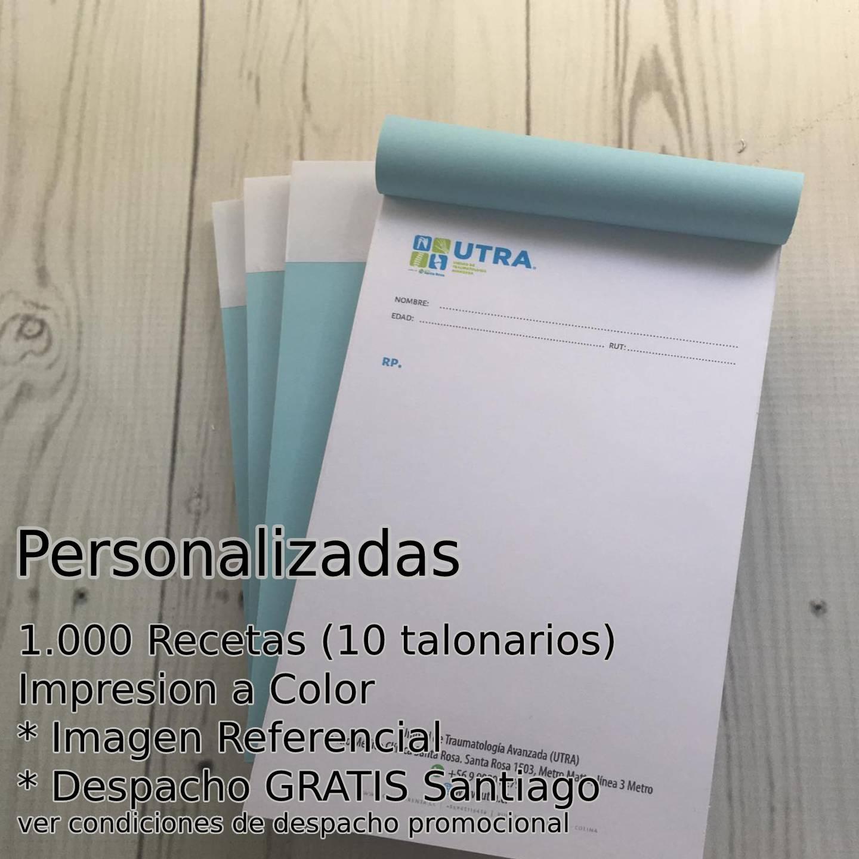 1000 Recetas Personalizadas