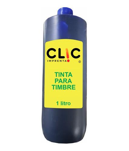 Tinta Timbre Recarga 1Litro