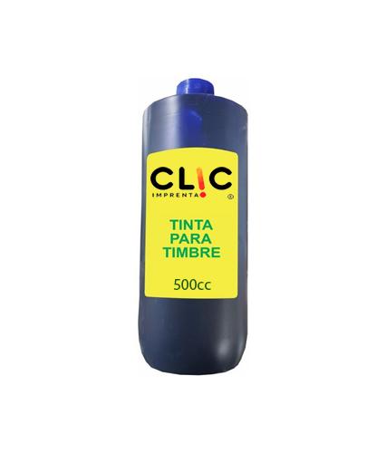 Tinta Timbre Recarga 1/2 Litro (500cc)