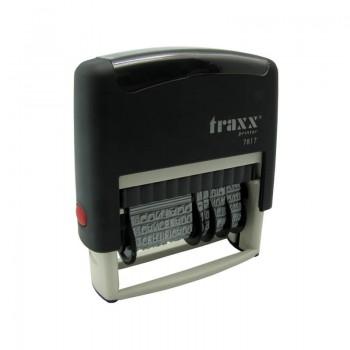 Timbre  Fechador + 12 textos - automatico