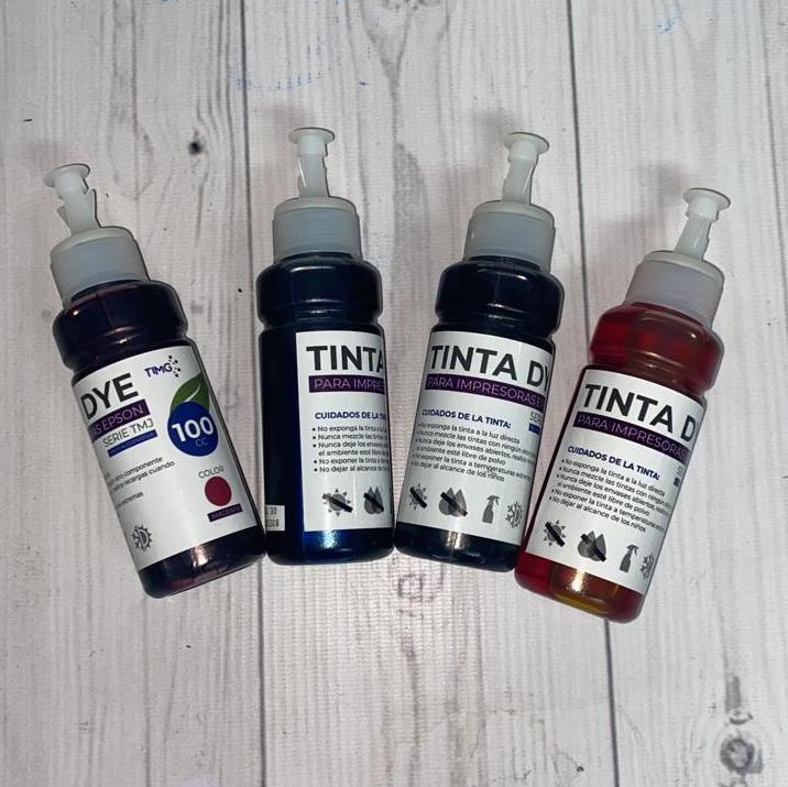 Botella Tinta Impresora Universal 100cc