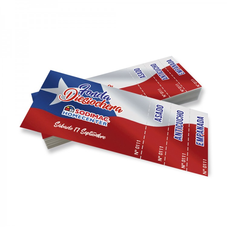 Pack Ticket PREMIUM couche
