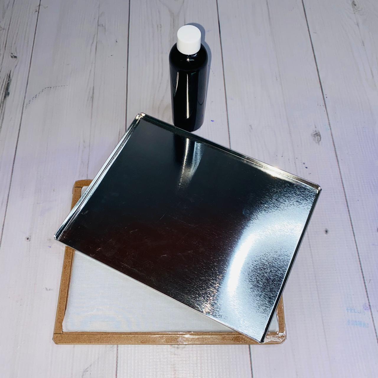Tampon 15x20cm con 120ml de tinta