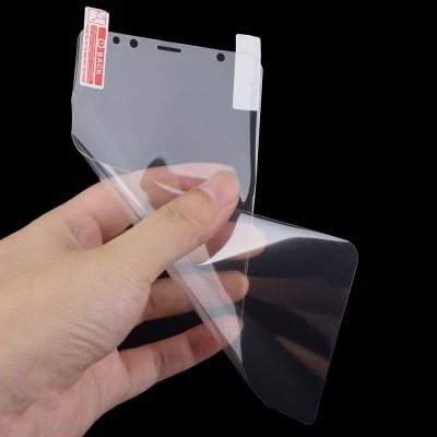 Angibabe Ultra-thin Durable Full Surface Coverage PET Soft Film for Samsung Galaxy Note 8 6.3 inch.