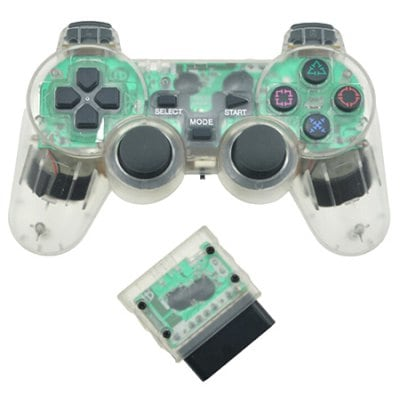 Controlador inalámbrico Bluetooth para PS2