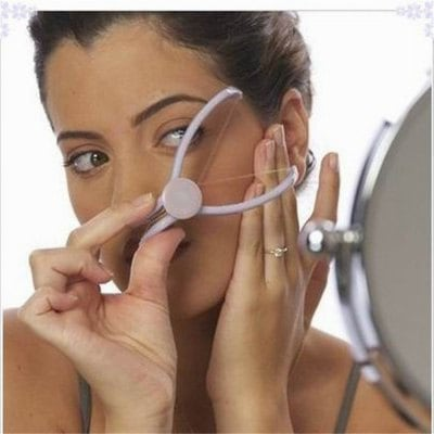 Depiladora Facial Manual Roller Deep Cleansing Skin Care Tool