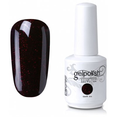 Esmalte multicolor para capa superior de 15ml marca Elite99 UV LED
