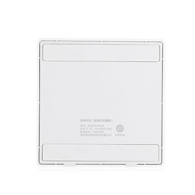 Xiaomi WXKG02LM Aqara Smart Light Switch Wireless Version