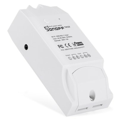 SONOFF TH10 WiFi Interruptor Inteligente