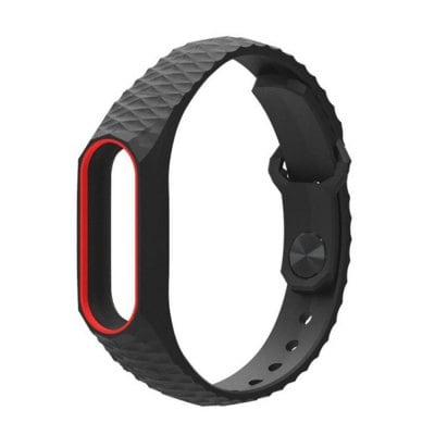 Reemplazo durable TPU anti-off pulsera para Xiaomi Mi Band 2