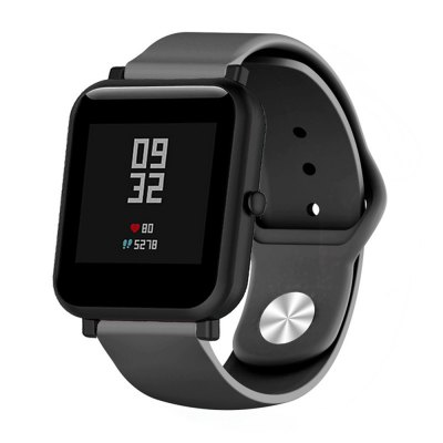 Correa de reloj deportivo de silicona para AMAZFIT BIP Youth Smart Watch