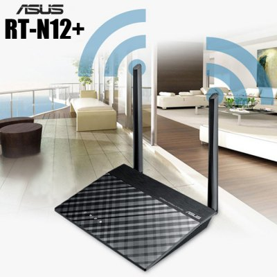 ASUS RT-N12 + Router WiFi