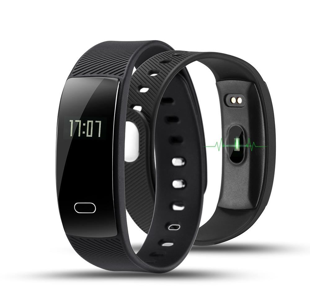 25a540539483 Clic - QS80 Smart Wristband Review: Mejor pulsera para frecuenci...