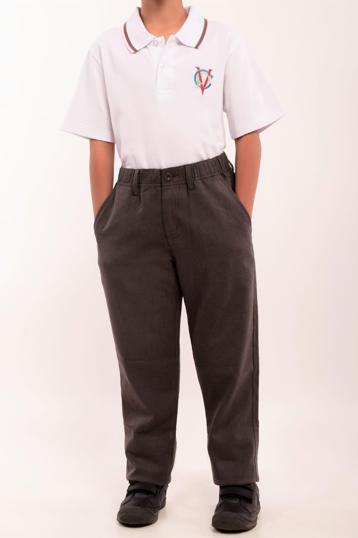 5600ad979 Pantalon Vestir Infantil Niño Topolino CPV ...